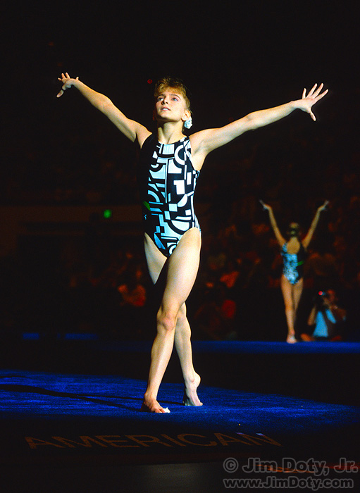Shannon Miller, Olympic Gold Medalist